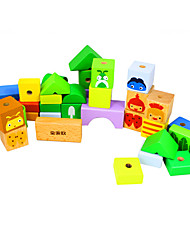 cheap -Building Blocks For Gift  Building Blocks Square 5 to 7 Years Toys