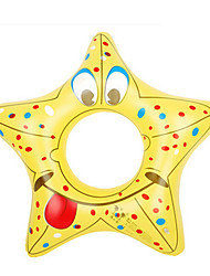 cheap -Inflatable Pool Float Swim Rings Inflatable Pool Plastic PVC(PolyVinyl Chloride) Summer Duck Star Pool Kid's Adults'
