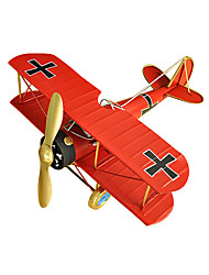 cheap -Model Building Kit Fighter Aircraft Vintage Retro Unisex Toy Gift / Metal