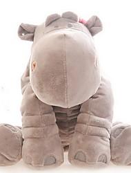 Недорогие -Утка Лошадь Бегемот Подушки Мягкие и плюшевые игрушки Милый стиль Мультяшная тематика Мальчики Девочки Идеальный подарок для малышей и малышей / Детские