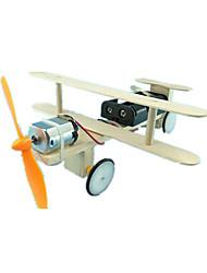 Недорогие -Игрушки на солнечной батарейке Наборы для моделирования Боец Экологичные Электрический Универсальные Игрушки Подарок