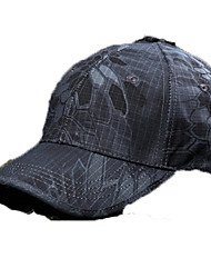 cheap -Men's Hunting Hat Outdoor Sunscreen Breathable Spring Summer Fall Hat Hunting Leisure Sports Black Grey / Winter / Winter