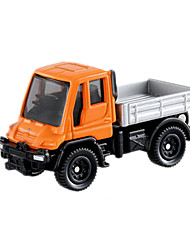 abordables -Petites Voiture Camion Véhicule de Construction Camion Animaux Simulation Unisexe Jouet Cadeau