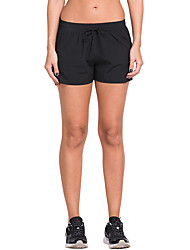 abordables -Vansydical® Femme Des sports Cuissard  / Short Bas Exercice & Fitness Séchage rapide Mode