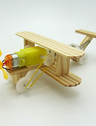 Недорогие -Наборы для моделирования Обучающая игрушка Летательный аппарат Барабанная установка Своими руками Электрический Детские Взрослые Мальчики Девочки Игрушки Подарок