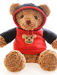 cheap -Teddy Bear Bear Teddy Bear Stuffed Animal Plush Toy Cute Large Size Boys' Girls' Toy Gift 1 pcs