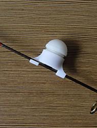 Недорогие -Сигнальное устройство 2 pcs Водонепроницаемый пластик Обычная рыбалка