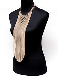 cheap -Body Chain Natural Bohemian Fashion Women's Body Jewelry For Special Occasion Gift Alloy Gold