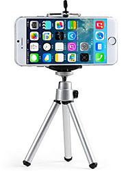cheap -Bed / Desk / Outdoor Universal / Mobile Phone Mount Stand Holder Tripod Universal / Mobile Phone Metal Holder