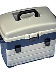 Недорогие -Рыболовные снасти мешок Коробка для рыболовной снасти Водонепроницаемый пластик 42 cm*22 см*32 cm / Обычная рыбалка