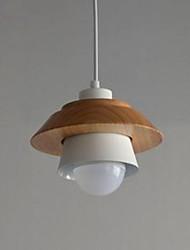 cheap -Pendant Light Ambient Light Painted Finishes PVC LED 110-120V / 220-240V Warm White Bulb Not Included / E26 / E27