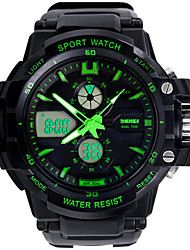 cheap -YY0990 Men Smartwatch Android iOS Wireless Waterproof Long Standby Multifunction Stopwatch Alarm Clock Chronograph Calendar / >480
