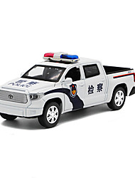 cheap -Pull Back Vehicle Police car Car Toy Gift / Metal