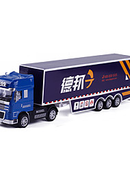 cheap -1:50 ABS Construction Truck Set Cargo Truck Tank truck Toy Truck Construction Vehicle Toy Car Model Car Simulation Boys' Kid's Car Toys / 14 Years & Up