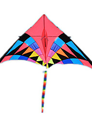 cheap -Kite Fitness Toy Nylon Kite Flying Kite Festival Outdoor Beach Park Fun Novelty DIY Big Gift Kid's Adults Adults' Children's Men's Women's Unisex Boys' Girls'
