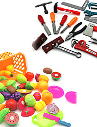 cheap -Construction Tool Toy Food / Play Food Pretend Play Boys' Safety Simulation Kid's