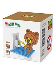 cheap -LOZ 3D Puzzle LOZ Diamond Blocks Bear DIY Kid's Toy Gift