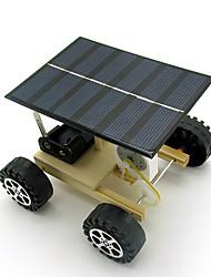 Недорогие -Игрушечные машинки Игрушки на солнечной батарейке Обучающая игрушка Барабанная установка Солнечная батарея Своими руками Детские Мальчики Девочки Игрушки Подарок