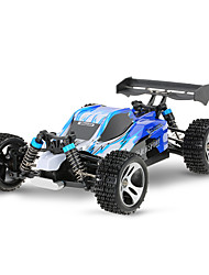 cheap -RC Car WLtoys A959 2.4G Buggy (Off-road) / Off Road Car / Drift Car 1:18 Brush Electric 45 km/h Remote Control / RC / Rechargeable / Electric