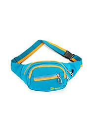 cheap -Belt Pouch / Belt Bag Running Pack 1L for Marathon Sports Bag Waterproof Dust Proof Wearable Nylon Running Bag