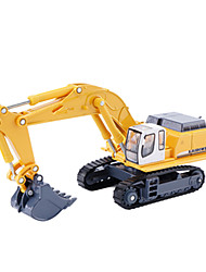 cheap -Pull Back Vehicle Construction Truck Set Car Toy Gift