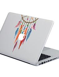 cheap -1 pc Skin Sticker for Scratch Proof Geometric Pattern PVC MacBook Pro 15'' with Retina / MacBook Pro 15'' / MacBook Pro 13'' with Retina / MacBook Air 13'' / MacBook Air 11'' / MacBook 12''