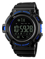 cheap -YYSKMEI1254 Men Smartwatch Android iOS Bluetooth Sports Waterproof Calories Burned Long Standby Exercise Record Timer Stopwatch Call Reminder Activity Tracker Sedentary Reminder / Alarm Clock