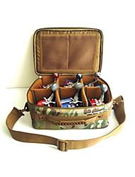Недорогие -Рыболовные снасти мешок Коробка для рыболовной снасти Водонепроницаемый Нейлон 33 cm*13 см*23 cm / Обычная рыбалка