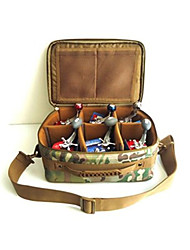 "cheap -Fishing Tackle Bag Tackle Box Waterproof Nylon 33 cm*5"" (13 cm)*23 cm / General Fishing"