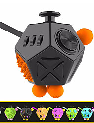 Недорогие -Настольная игрушка от стресса Кубик от стресса За время убийства Стресс и тревога помощи Фокусная игрушка Классика Куски Детские Взрослые Мальчики Девочки Игрушки Подарок