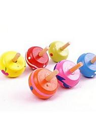 cheap -Building Blocks Spinning Top Stress Relievers 1pcs Circular Girls' Boys' Toy Gift