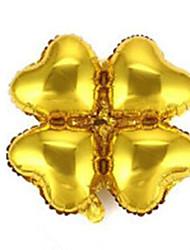 Недорогие -Воздушные шары Сердце Для вечеринок Надувной Универсальные Игрушки Подарок