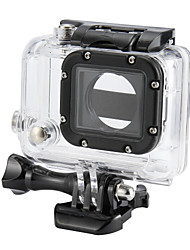 cheap -Protective Case Waterproof Housing Case Waterproof 3 pcs For Action Camera Gopro 3 Plastic ABS