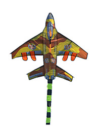 cheap -Kite Polycarbonate Cloth Kite Flying Kite Festival Outdoor Beach Park Plane / Aircraft Fighter Aircraft Creative Novelty DIY Big 1 pcs Gift Kid's Adults Men's Women's Unisex