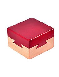 cheap -Jigsaw Puzzles Luban Lock Building Blocks DIY Toys Square