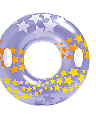 cheap -Inflatable Pool Float Donut Pool Float Swim Rings Inflatable Pool Thick PVC(PolyVinyl Chloride) Summer Duck Pool Men's Women's Kid's Adults'