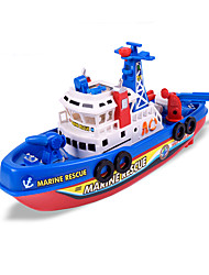cheap -Bath Toy Bathtub Pool Toys Bathtub Toy Warship Ship Plastic Sounds Lights Electric Bathroom Kid's Adults' Summer for Toddlers, Bathtime Gift for Kids & Infants