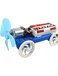 Недорогие -Игрушки на солнечной батарейке Автомобиль Электрический Универсальные Игрушки Подарок
