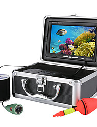 cheap -20M 1000tvl Underwater Fishing Video Camera Kit 6 PCS LED Lights with7 Inch Color Monitor