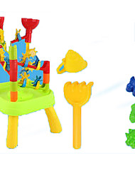 cheap -Beach Toy Novelty Large Size Plastic 24 pcs Kid's Adults' Toy Gift