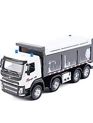 cheap -Toy Car Truck Construction Truck Set Farm Vehicle Car Truck Music & Light Unisex Toy Gift / Metal