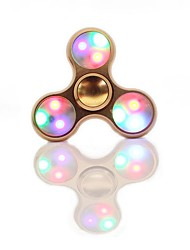 cheap -Fidget Spinner Hand Spinner High Speed for Killing Time Stress and Anxiety Relief LED Spinner Metalic Classic Kid's Adults' Boys' Girls' Toy Gift / LED Light