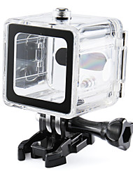 cheap -Protective Case Waterproof Housing Case Waterproof 1 pcs For Action Camera Gopro 4 Session Diving Surfing Hunting and Fishing Plastic