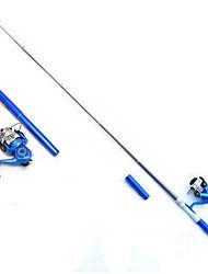 cheap -Fly Rod Mini Rod / Pen Rod Iso Rod Iso Rod 100 cm Professional Level Antiskid Luxury Heavy (H) Sea Fishing Fly Fishing Ice Fishing / Trolling & Boat Fishing