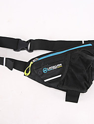 cheap -Fanny Pack Waist Bag / Waist pack Running Pack 2 L for Camping / Hiking Traveling Sports Bag Breathable Moistureproof Wearable Running Bag