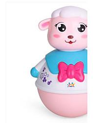 Недорогие -HUILE TOYS Обучающая игрушка Животные Музыка Своими руками Овечья шерсть пластик Игрушки Подарок