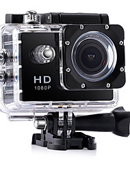 cheap -CA7 vlogging Waterproof / Multi-function / Wide Angle 32 GB 60fps / 120fps / 30fps 12 mp 1920 x 1080 Pixel 2 inch CMOS Burst Mode / Time-lapse 30 m