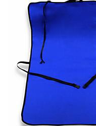Недорогие -Кошка Собака Чехол для сидения автомобиля Водонепроницаемость Компактность Дышащий Однотонный Ткань Черный Красный Синий / Складной