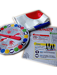 cheap -Twister Game Plastic Competition Kid's Unisex Toys Gifts
