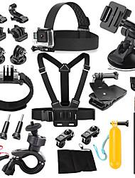 cheap -Sports Action Camera Tripod Multi-function Foldable Adjustable For Action Camera Gopro 6 All Gopro Xiaomi Camera Sports DV SJCAM Diving Surfing Ski / Snowboard Synthetic EVA ABS / SJ4000 / SJCAM S70